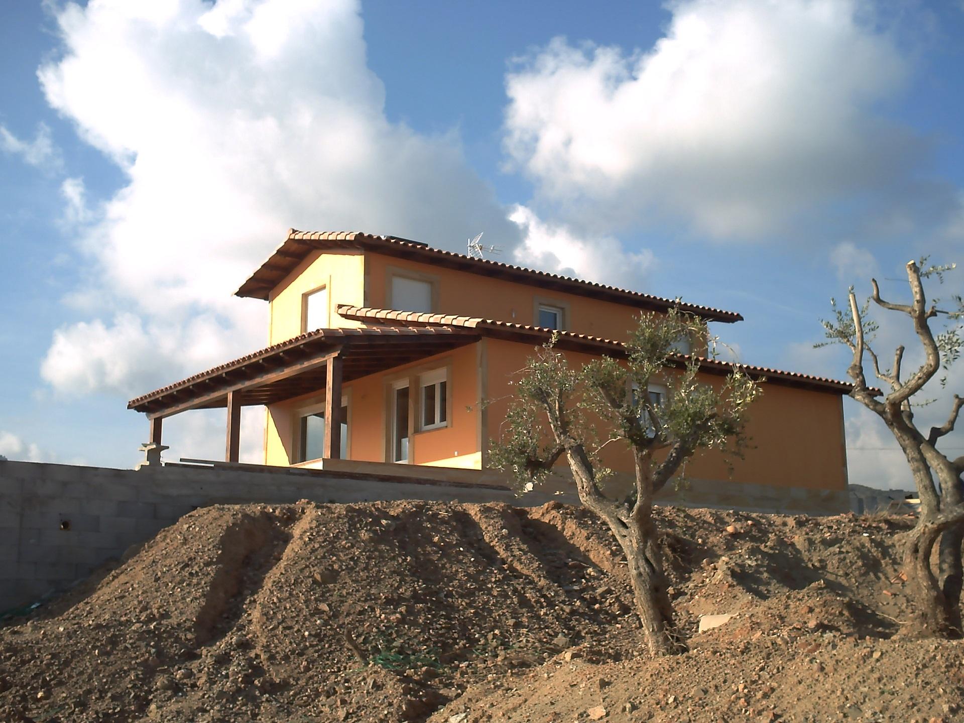 Construcción de viviendas unifamiliares TecnoHome