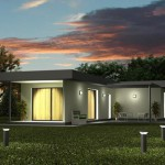 Casa prefabricada modelo Madrid - TecnoHome