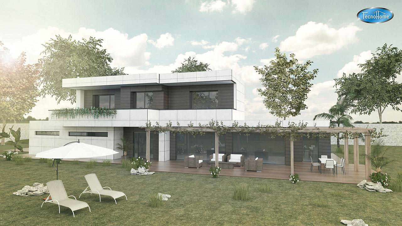 Casas prefabricadas TecnoHome